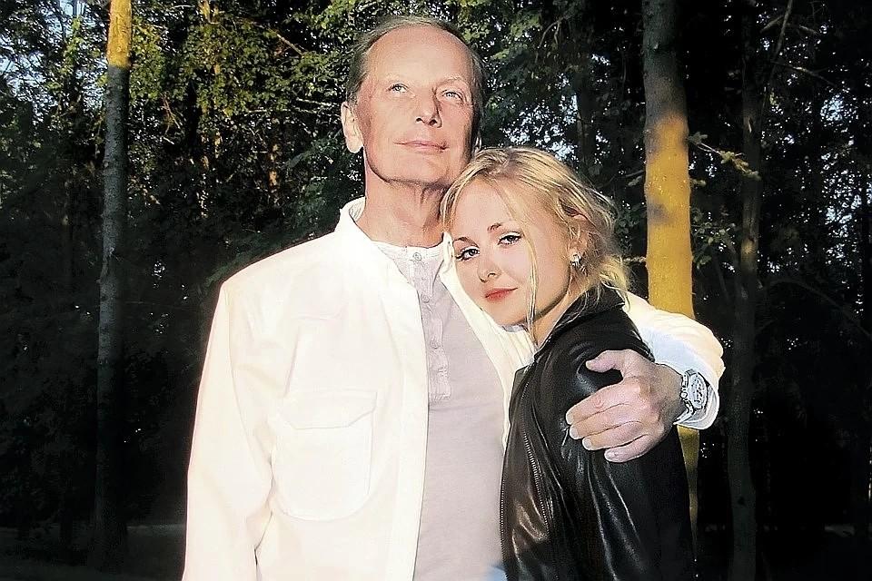 Елена Задорнова заявила, что она была единственной музой своего отца. Фото: www.zadornov.net