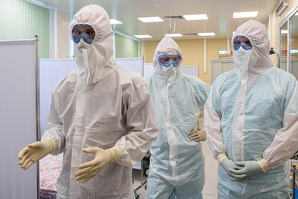 До конца месяца Дальний Восток получит еще 20,6 тысячи респираторов, 13,7 тысячи защитных очков и 30,7 тысячи пар перчаток