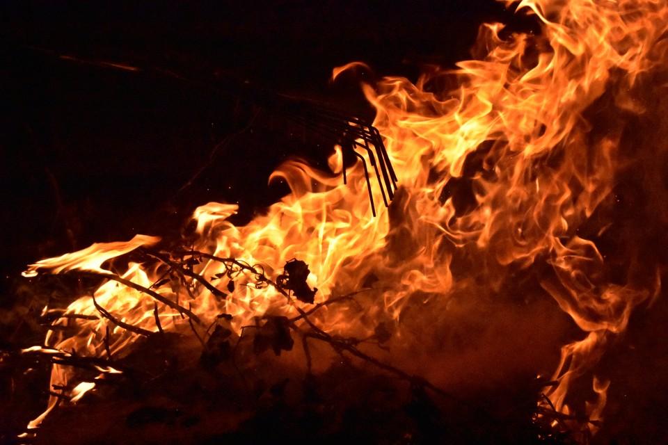 Каратели сожгли село Бешуй-Копи (Чаир) дотла