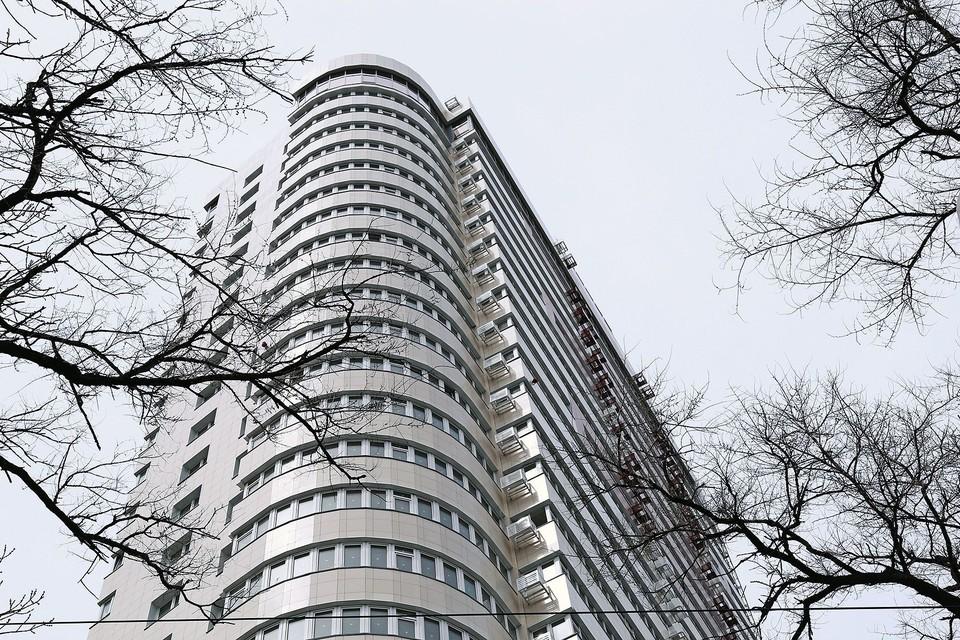 Новое 27-этажное здание ВГУЭС. Фото: сайт ВГУЭС