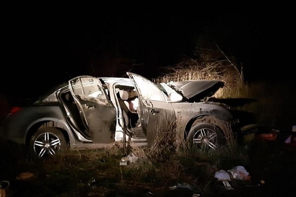 В жуткой аварии не выжил никто