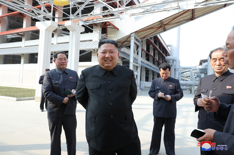 Кем Чен Ын впервые «вышел в эфир» после своего загадочного исчезновения