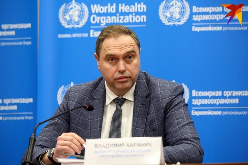 Владимир Караник подтвердил выход на плато в некоторых регионах, после чего ожидается спад заболеваемости COVID-19.
