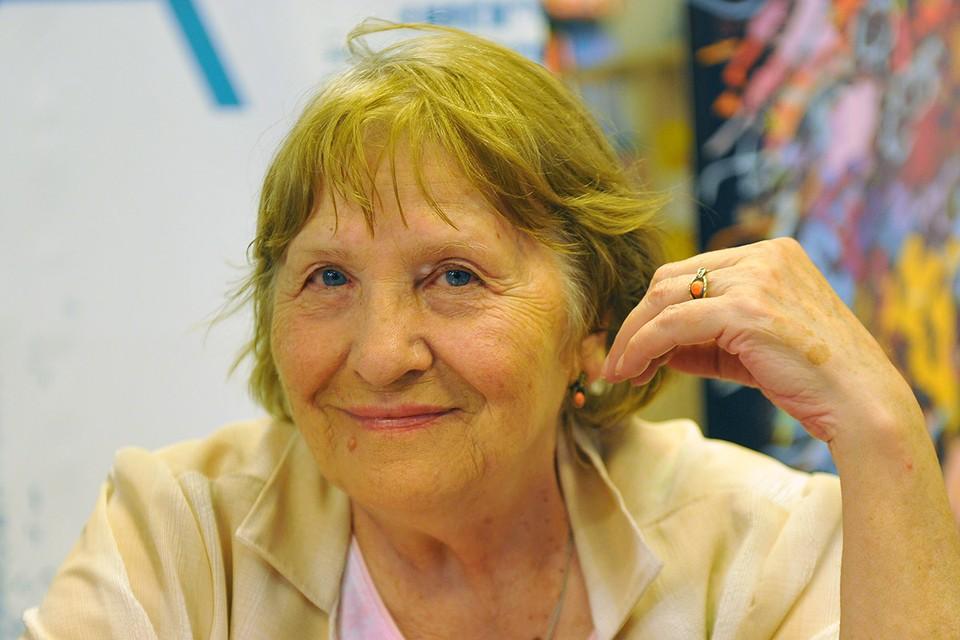 Сестра Нонны Мордюковой Наталья Катаева.