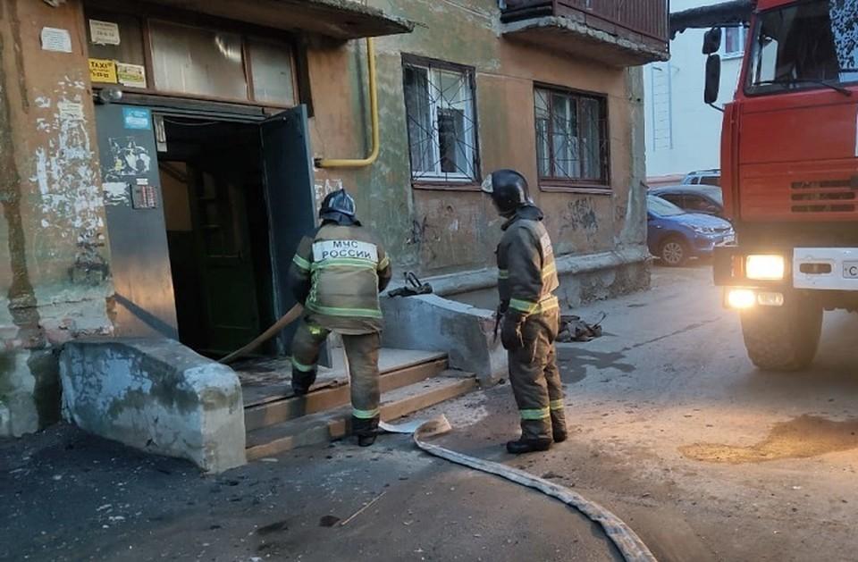 Фото: пресс-служба МЧС по Свердловской области