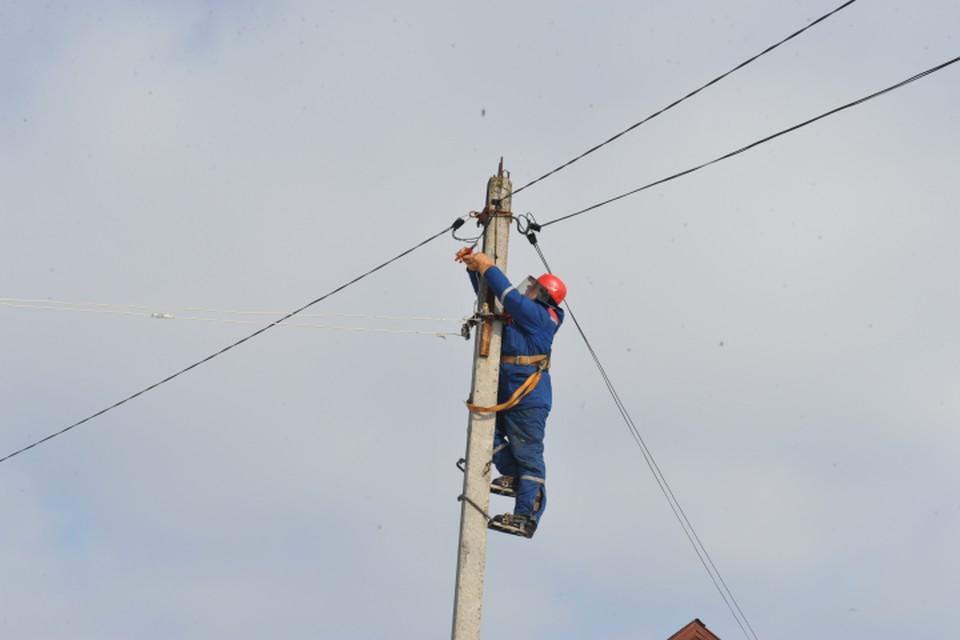 Количество аварий на сетях газоснабжения и электроснабжения в Свердловской области остается таким же, как и год назад.
