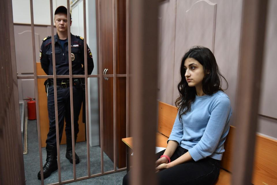 СК настаивает что это было убийство. На фото Крестина Хачатурян.