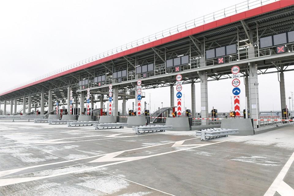 ПВП автомобильной дороги М-11 «Нева» Фото: ООО «Автодор – Платные Дороги»