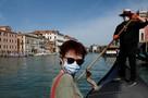 Италия медленно снимает маски