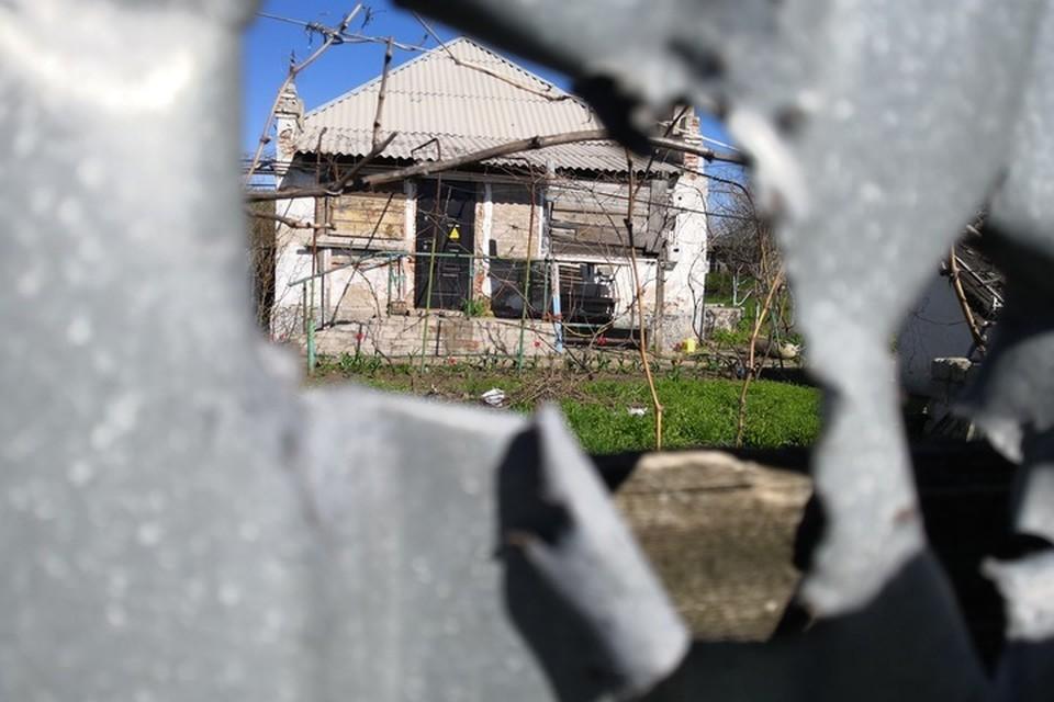 Седьмой год происходит истребление Донбасса.