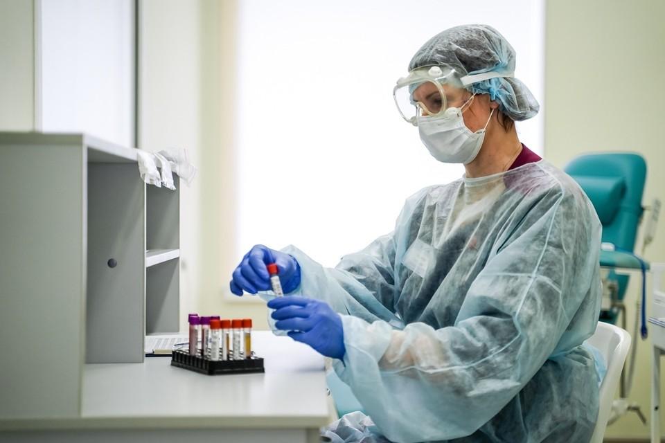 В Самаре делают все больше и больше анализов на коронавирус