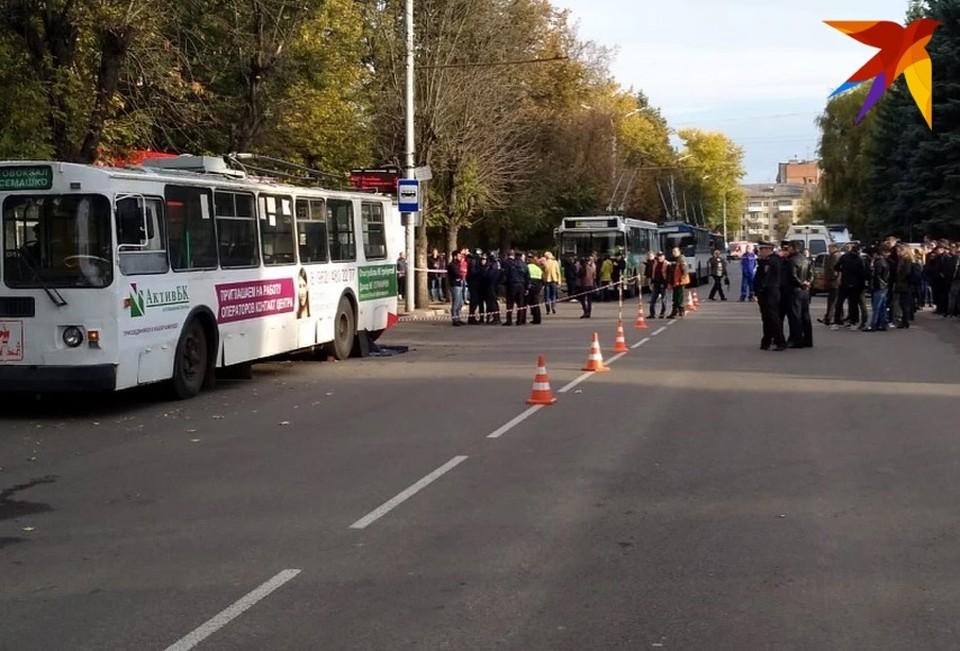 Трагическое ДТП произошло 9 октября 2018 года на Полесской улице