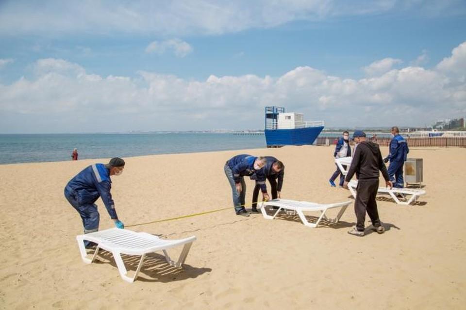 Вирусолог рассказал, можно ли подцепить коронавирус на пляже и в море. Фото: instagram.com/anapskoechernomore