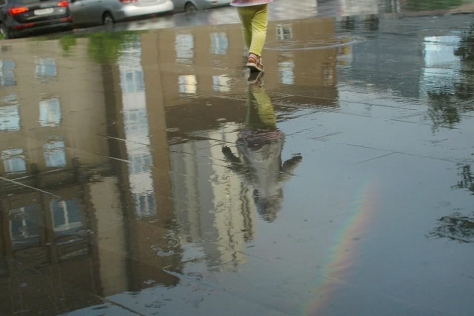 Дождиков будет много, а значит, и радугу мы увидим не раз!