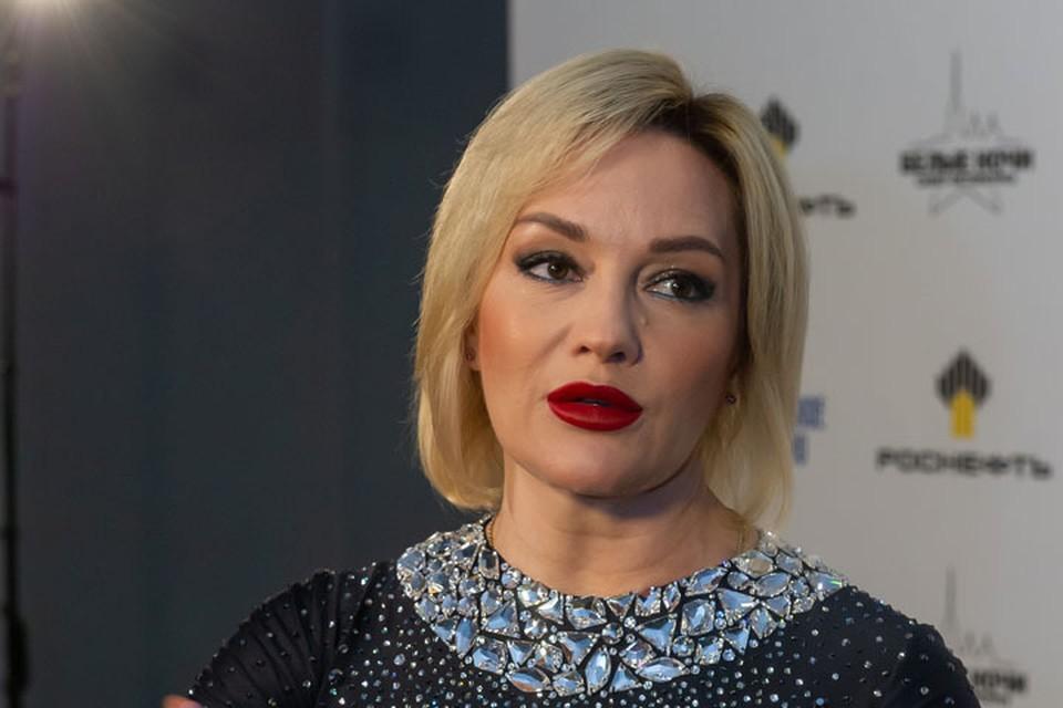 Певица дала первое интервью kp.ru после выписки из больницы