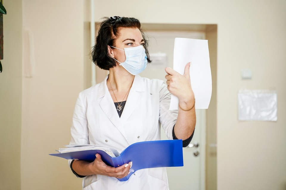 В Самарской области выписали очередных пациентов, вылечившихся от коронавируса