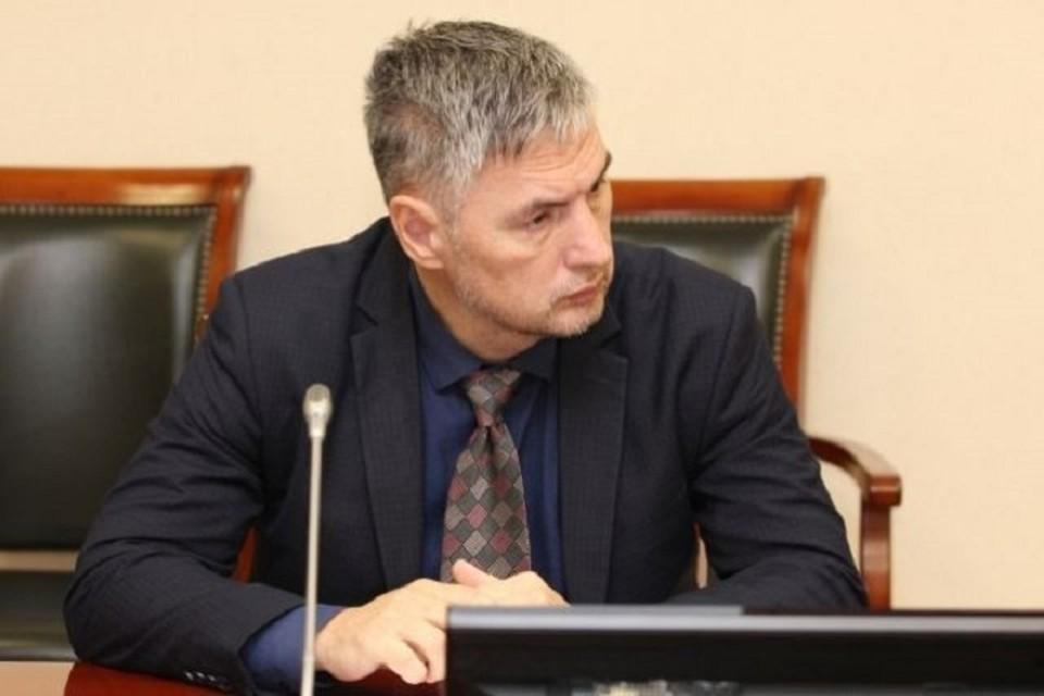 И.о. министра промышленности и энергетики Чувашии заболел covid-19. Фото правительства Чувашии