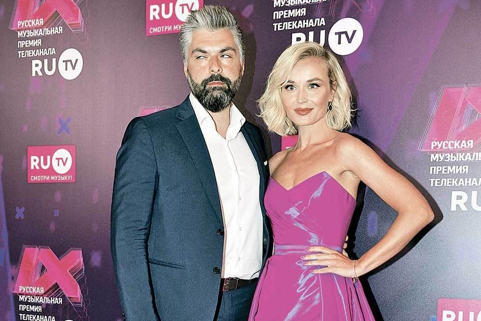 Полина Гагарина и Дмитрий Исхаков поженились в 2014 году.