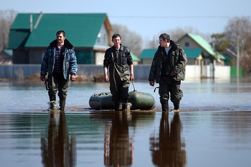 В целом паводок в России подходит к завершению и больших бед в этот раз не принес