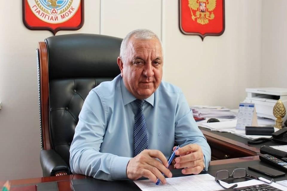 Бывший чиновник получил травму головы. Фото: Министерство труда РИ