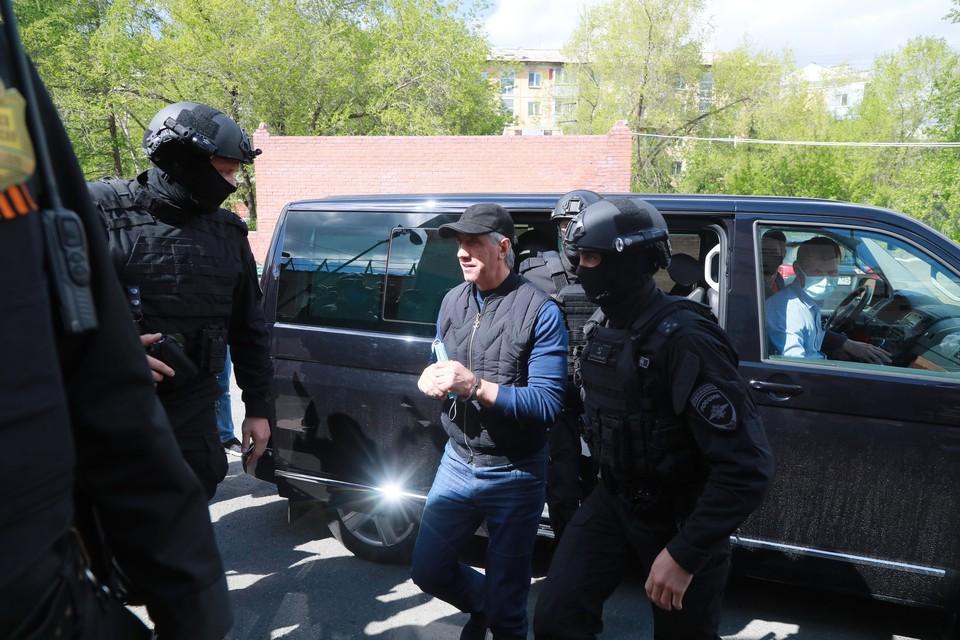 Анатолий Быков написал из СИЗО Владимиру Путину.