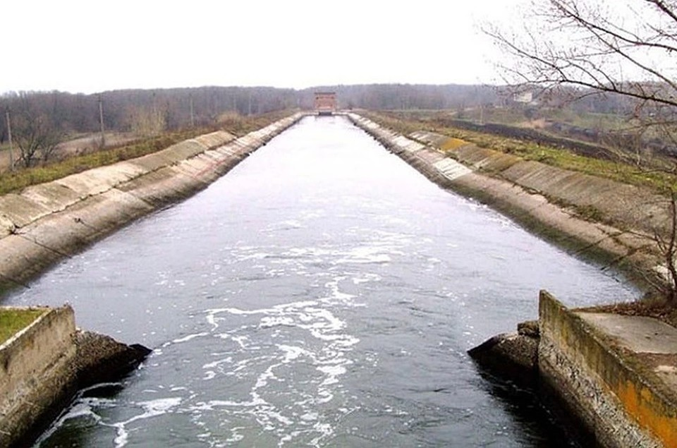 Водой из канала Северский Донец-Донбасс пользуются больше 3 миллионов жителей по обе стороны линии разграничения. Фото: «Вода Донбасса»