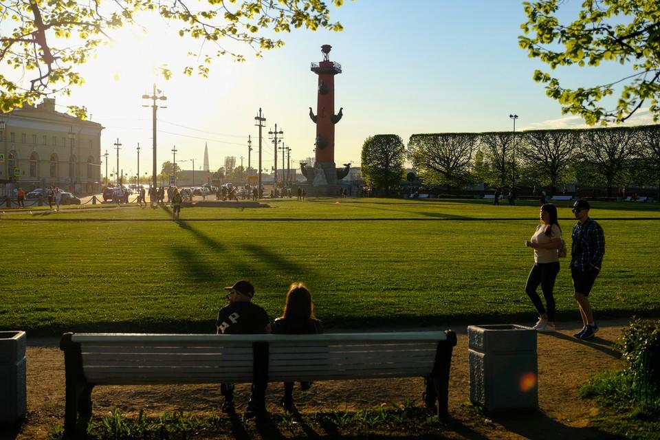 Как бы то ни было, от прогулок по городу (особенно массовых) в ближайшие дни лучше воздержаться.