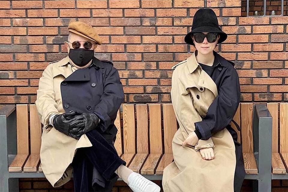 Это первое семейное фото Петросяна и Брухуновой, которое появилось в Инстаграме юмориста.