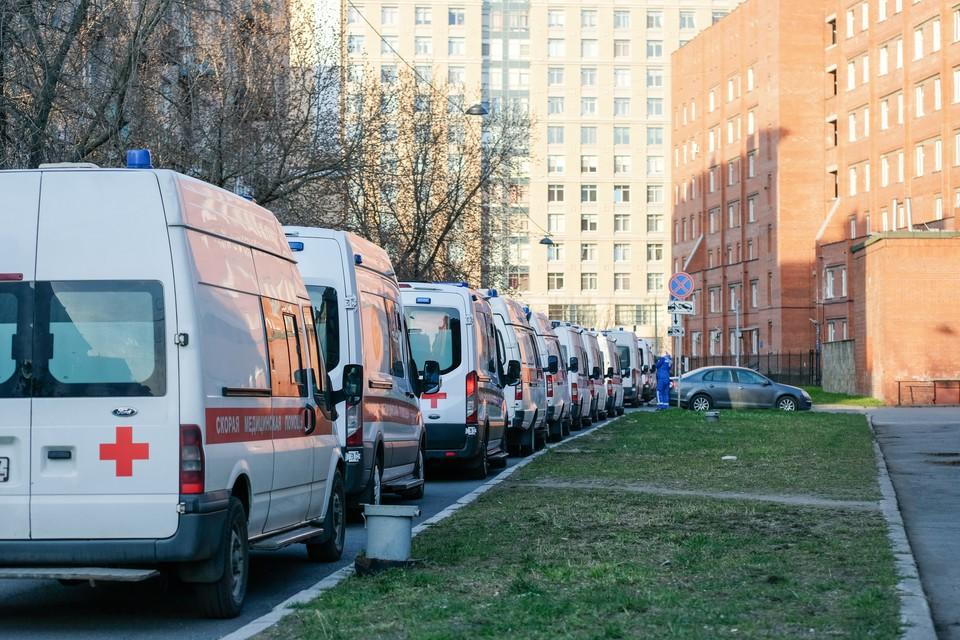 Медики рассказали, что происходит в стационарах Санкт-Петербурга во время эпидемии коронавируса.