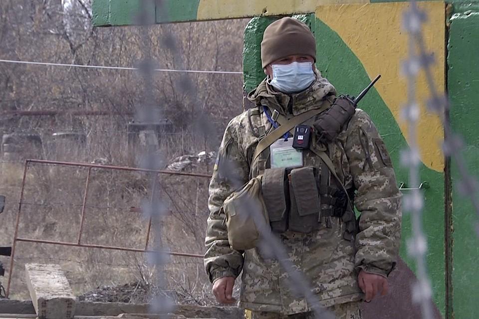 Украинские силовики регулярно нарушают Протокол о прекращении применения оружия