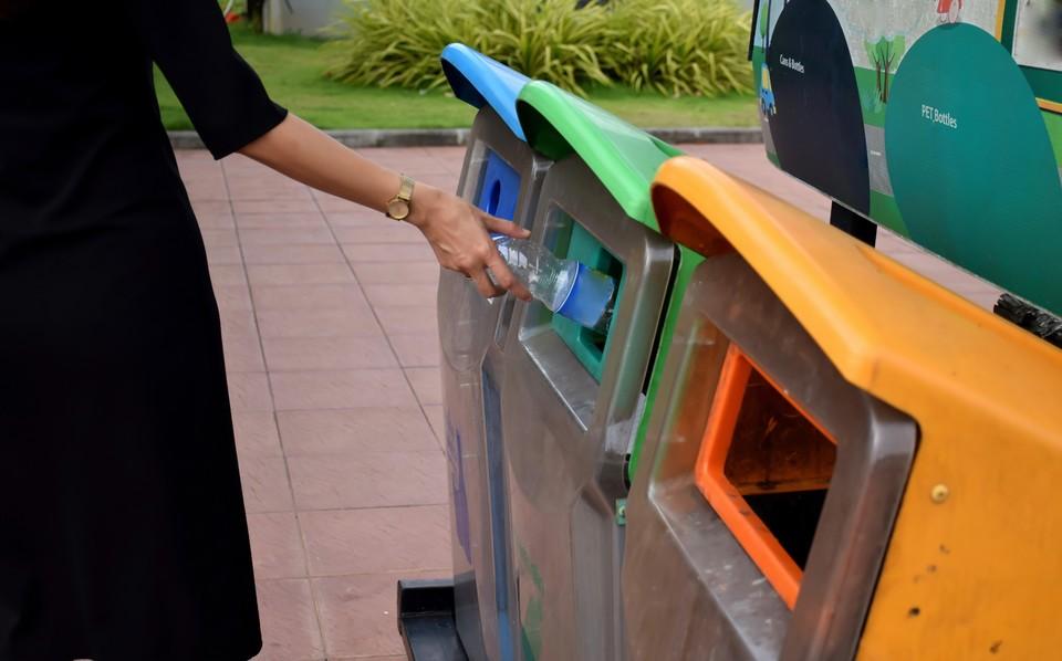 В России построят систему раздельного сбора коммунальных отходов. Фото: shutterstock.com.