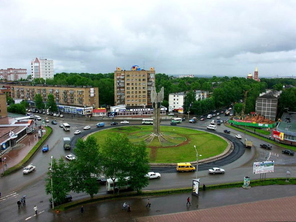 Сыктывкар. Фото: disotzov.ru