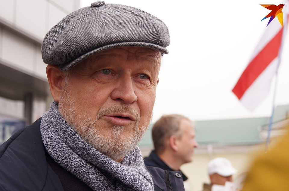 В Гомеле задержан потенциальный кандидат Владимир Непомнящих