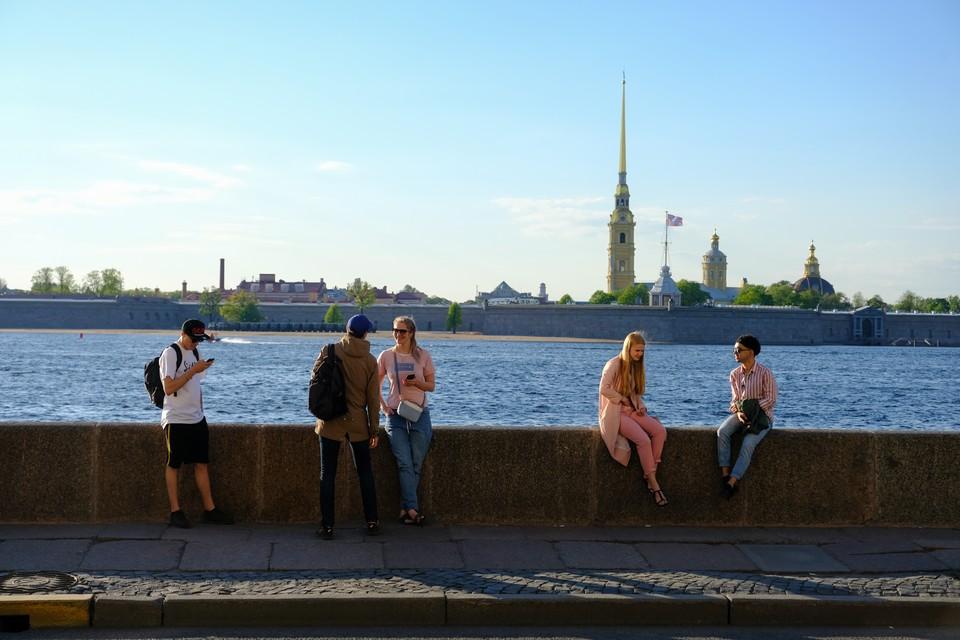 В Санкт-Петербург совсем скоро придет аномально теплая погода.