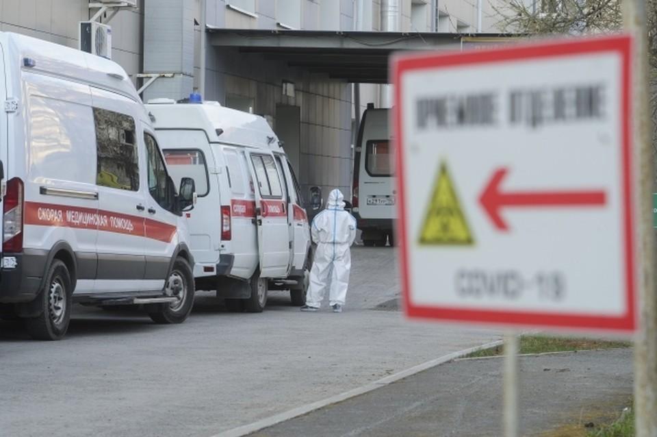 За сутки в больницах скончались еще шестеро нижегородцев с COVID-19