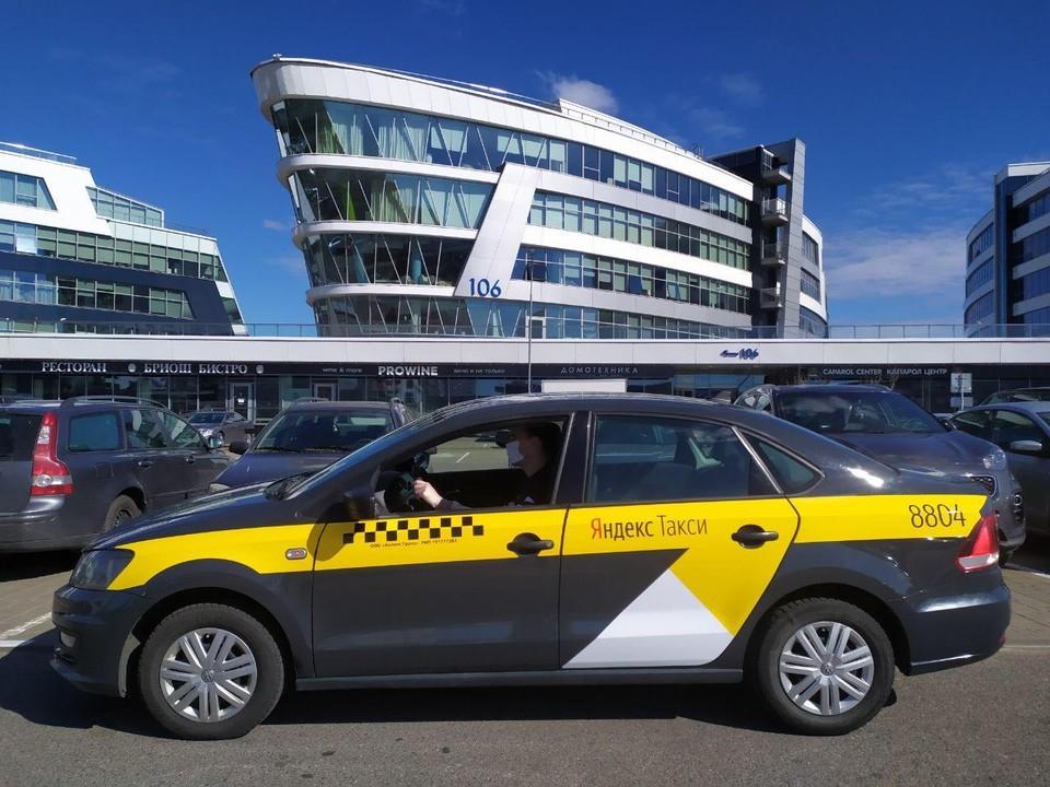 Теперь за скоростью машин Яндекс.Такси будет следить специально приложение.