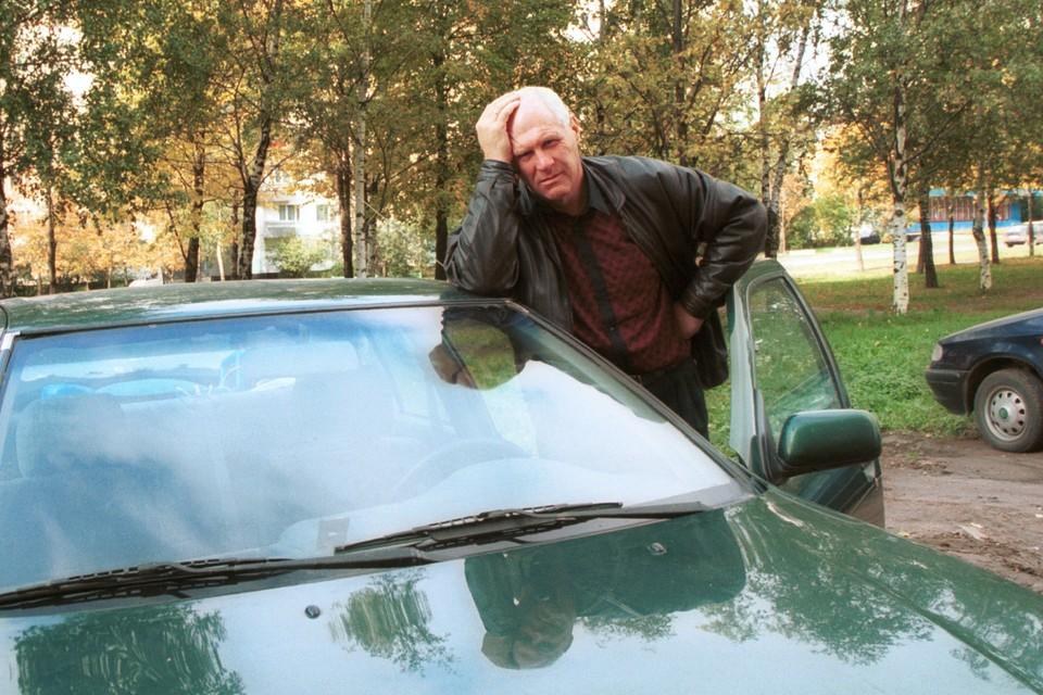 Писатель-сатирик, сценарист и телеведущий Анатолий Трушкин.