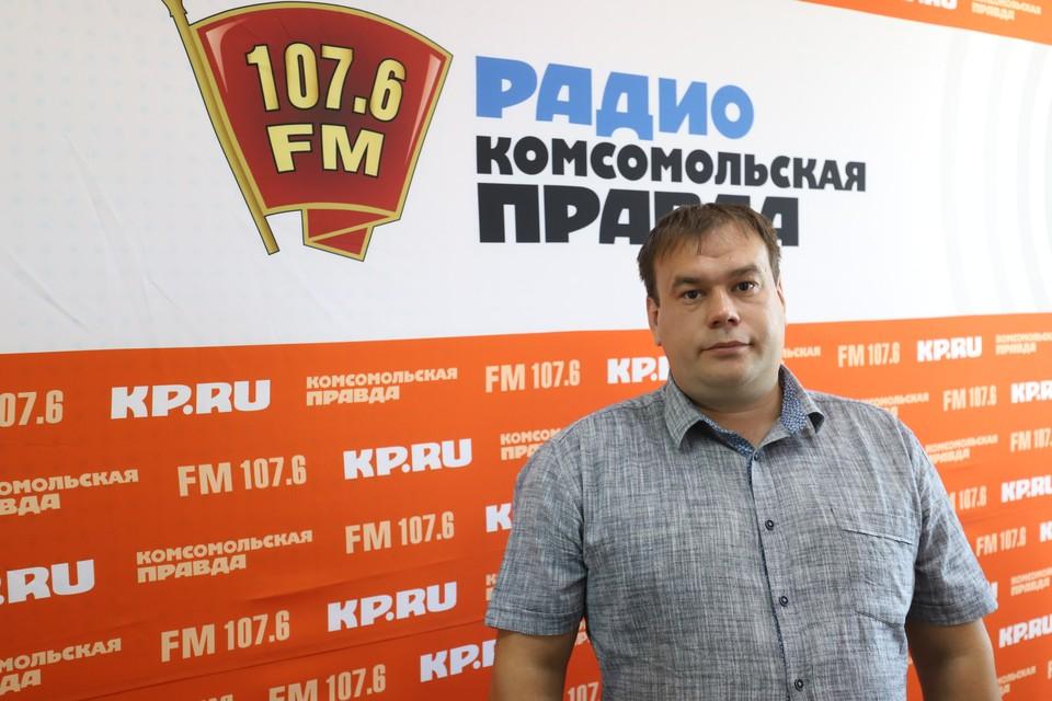 """Директор пансионатов """"Благо"""" Михаил Духтанов"""