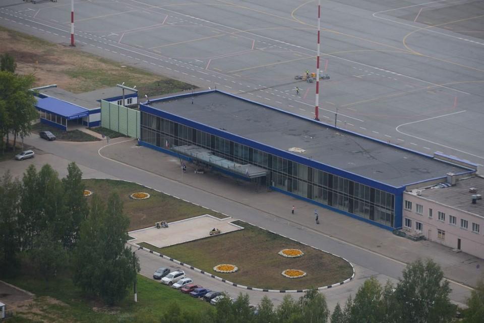 279 работников аэропорта «Победилово» не получили зарплату. Фото: pobedilovo.com