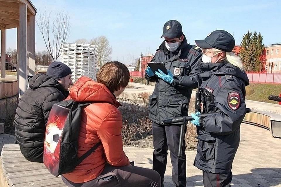 К ответственности за нарушение самоизоляции в Башкирии было привлечено 12 048 жителей, половина из них отделалась предупреждением