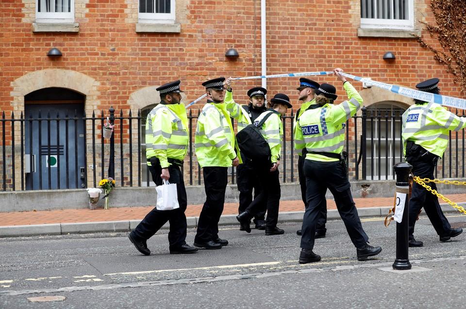 Полиция не связала нападение в британском Рединге с Black lives matter