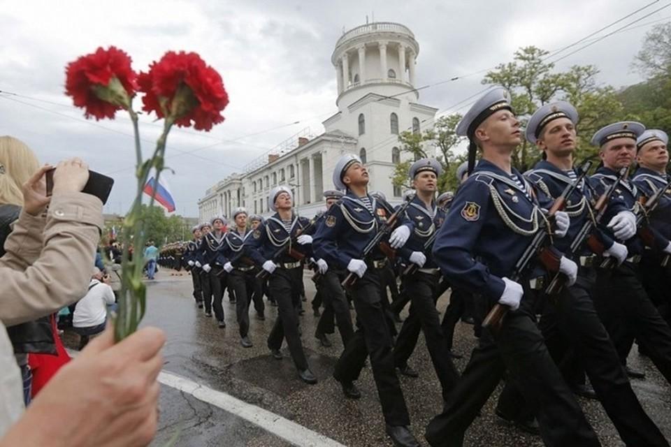 24 июня военный парад в Краснодарском крае пройдет только в городе-герое Новороссийске. Фото: admkrai.krasnodar.ru
