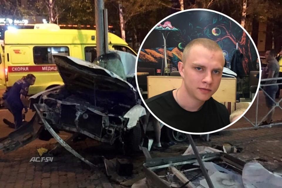 В центре Новосибирска произошла страшная авария, которая унесла жизнь 25-летнего парня. Фото: «АСТ-54»