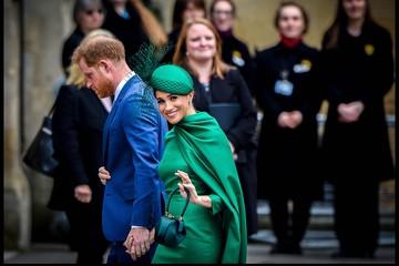 Принц Уильям и Кейт Миддлтон называли принца Гарри марионеткой Меган Маркл