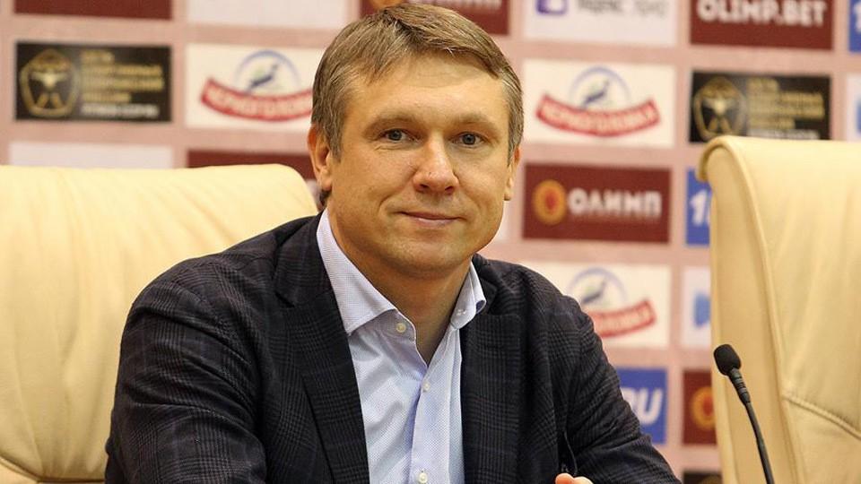 С Андреем Талалаевым контракт заключен на два года