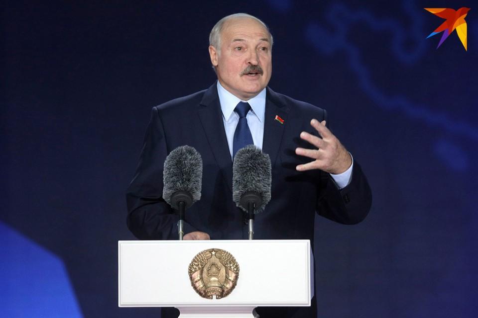 Александр Лукашенко высказался о выборах и коронавирусе.