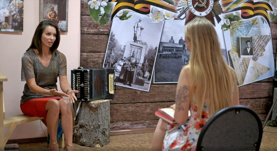 Екатерина Петракова рассказывает о своем деде.