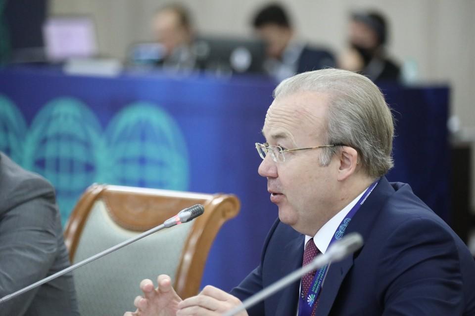 Андрей Назаров, первый заместитель премьер-министра РБ.