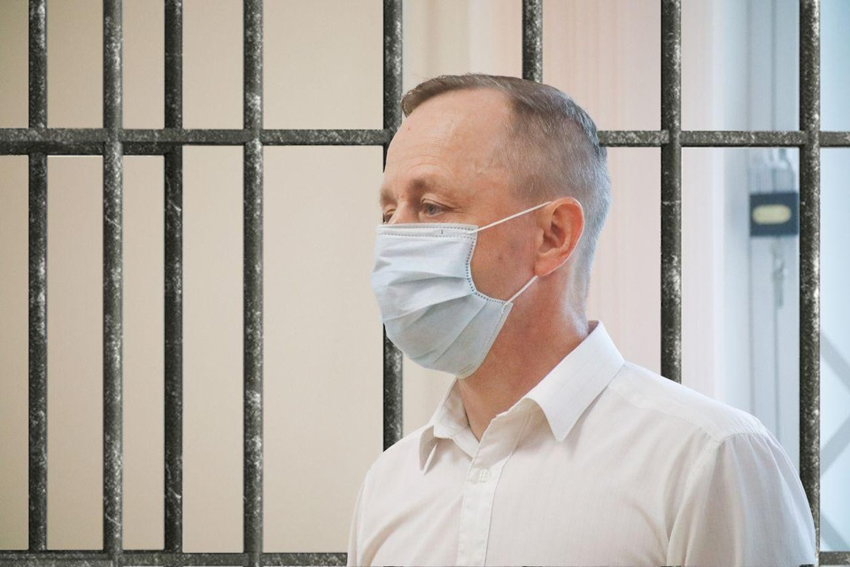 Валерия Сыропятого суд приговорил к 9.6 годам колонии строгого режима.