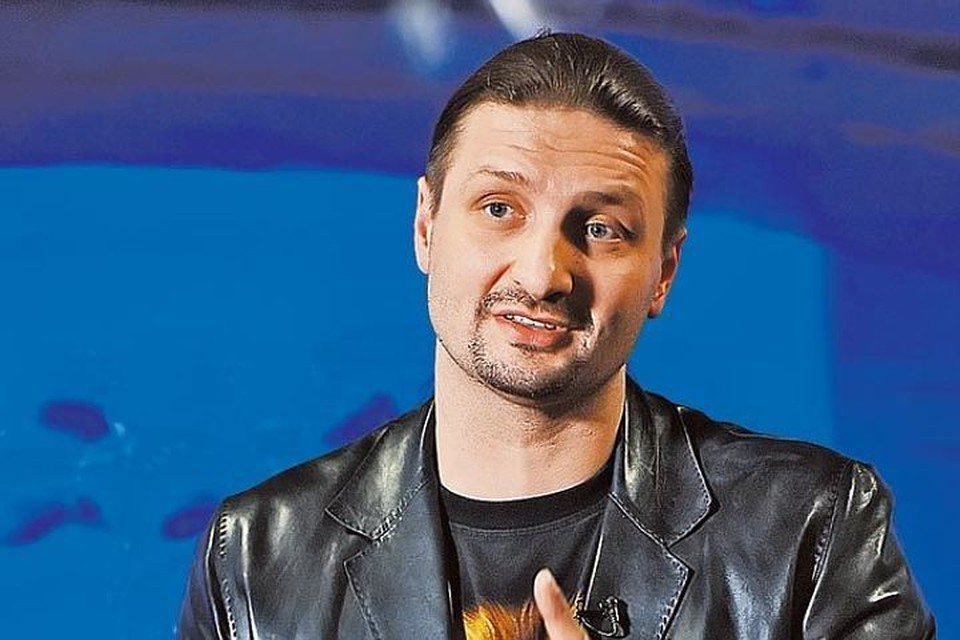 Директор Большого Московского цирка Эдгард Запашный.